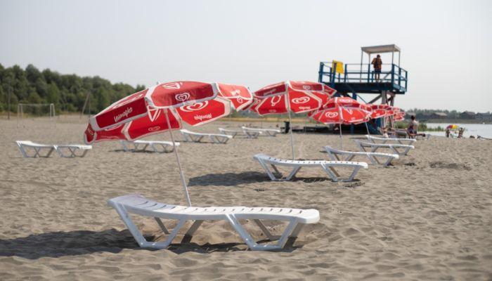 В Барнауле официально завершился купальный сезон