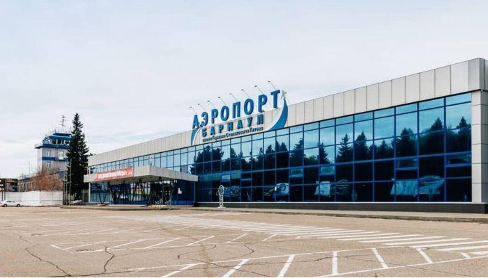 В Барнауле приземлились самолеты, не долетевшие до Новосибирска
