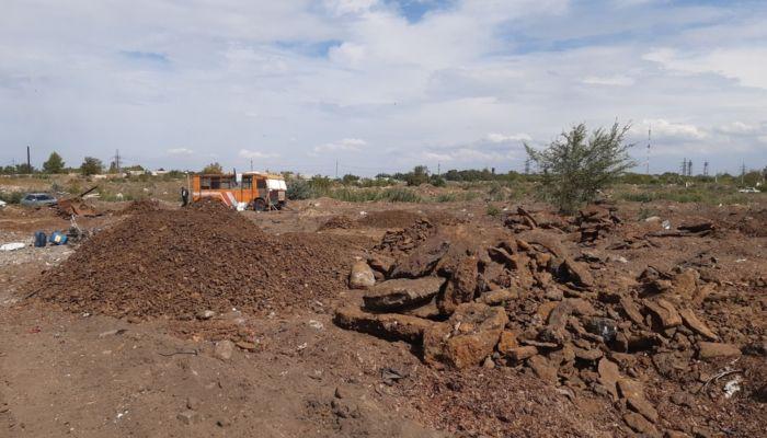 Нижегородская компания рекультивирует территорию тракторного завода в Рубцовске