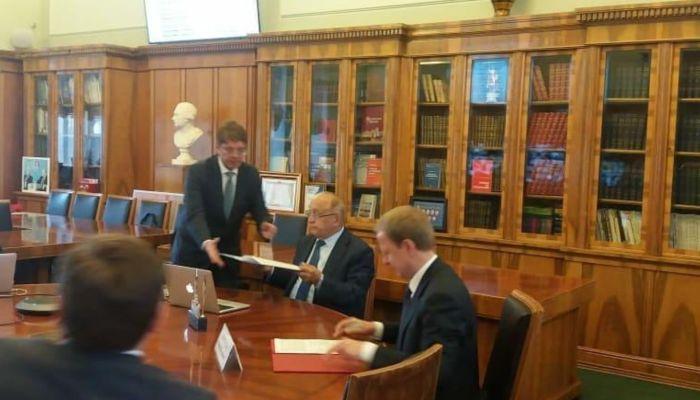 Алтайский край и МГУ подписали соглашение о сотрудничестве
