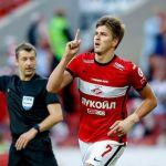 Алтайский футболист Александр Соболев вызван в сборную России на игры Лиги наций