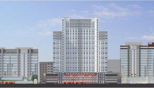 Plaza2? Градосовет Барнаула одобрил строительство 25-этажного дома у Гулливера