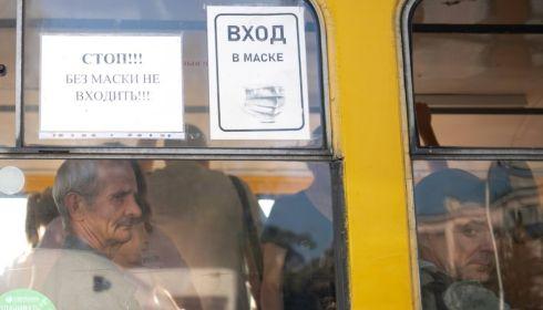 Чихать хотели: барнаульцы забыли про масочный режим в общественном транспорте