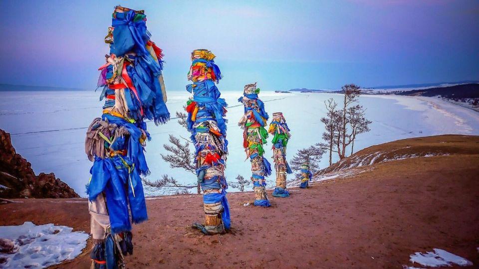 Воронка в ад и светящаяся вода: пять мистических фактов об озере Байкал
