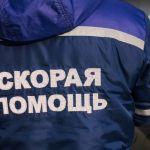 В Барнауле автомобиль такси сбил пешехода и скрылся с места ДТП