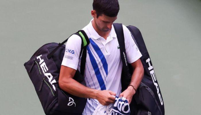 Первую ракетку мира дисквалифицировали с US Open за травму у судьи