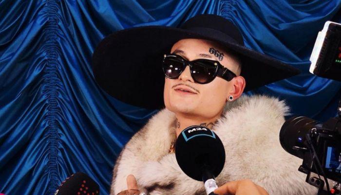 Рэпер Моргенштерн стал Женщиной года по версии Moda Topical