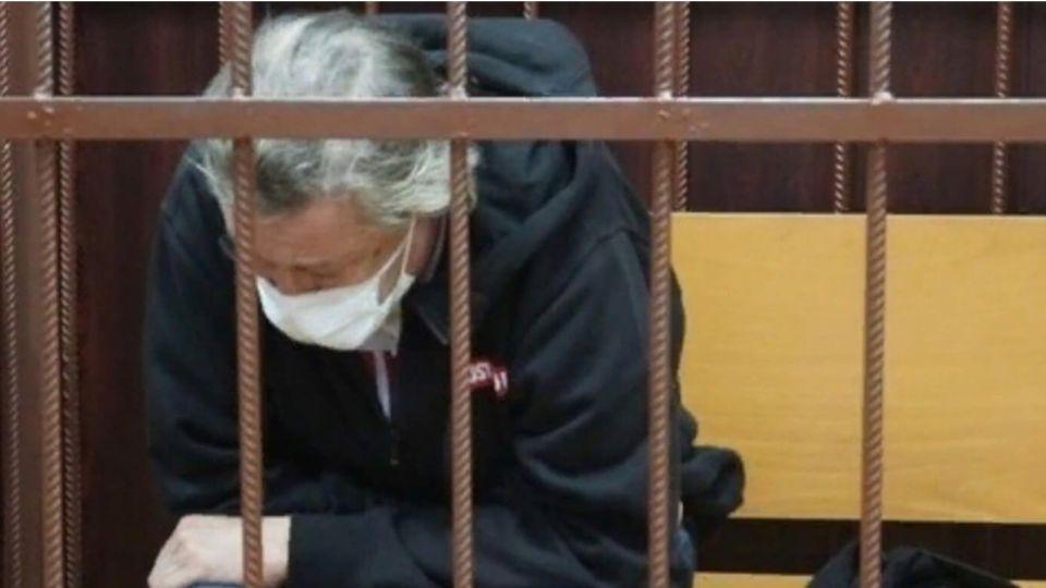 Ефремов рассказал о приговоре и первой ночи в СИЗО