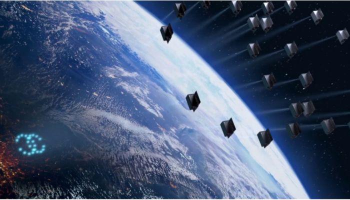 Россияне будут запускать рекламу из космоса на Землю лазерами