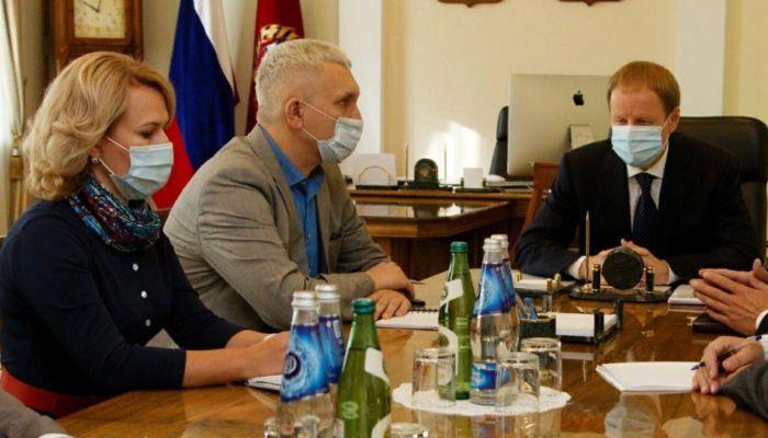Губернатор Алтайского края прокомментировал назначение Степаненко