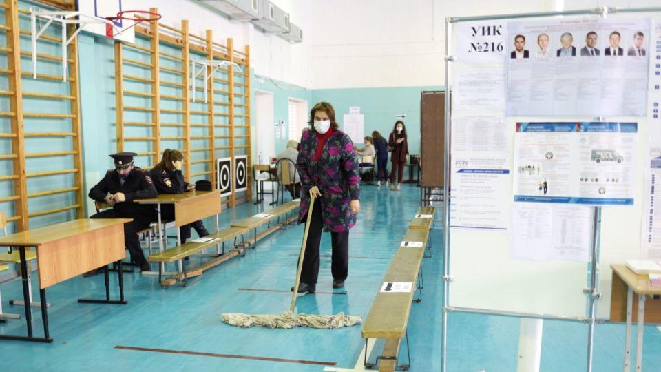 Как жители Барнаула участвуют в выборах 13 сентября. Фото
