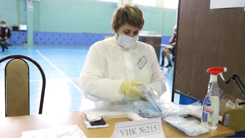 Алтайский избирком озвучил предварительные итоги выборов в АКЗС