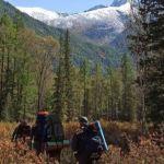 Туристы два дня несли по горам Алтая труп товарища