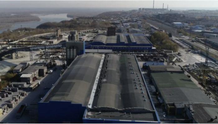 Ведущий завод ЖБИ в Алтайском крае поменял собственника и название