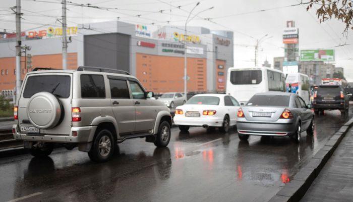 Несколько улиц перекроют в Барнауле в День города