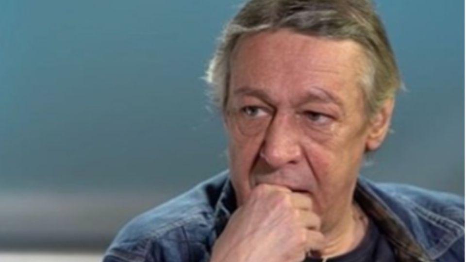 """""""Пить надо меньше"""": Михаил Ефремов написал письмо из СИЗО"""