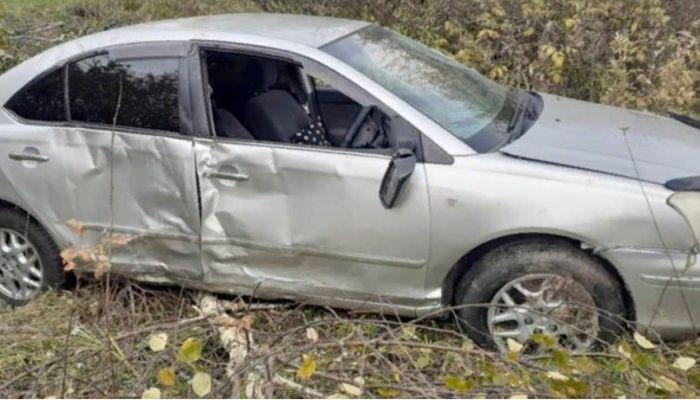 Два ДТП с переворотом автомобилей случились в Республике Алтай