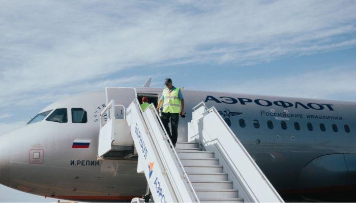 Самолет в Москву не смог вылететь из аэропорта Барнаула
