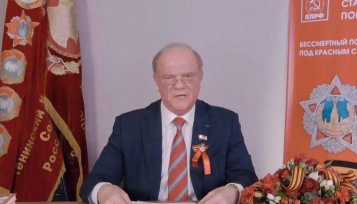Зюганов разберется со сволочью, осквернившей памятник Ленину в Барнауле