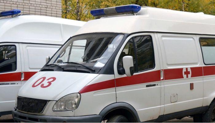 Женщина сбила пенсионера на пешеходном переходе в Барнауле