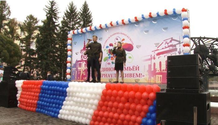 290 лет Барнаулу: как прошли праздничные мероприятия в честь юбилея