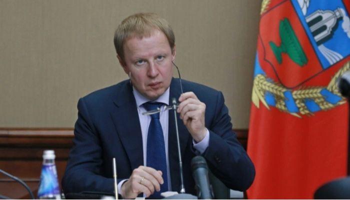Губернатор Алтайского края Виктор Томенко заразился коронавирусом