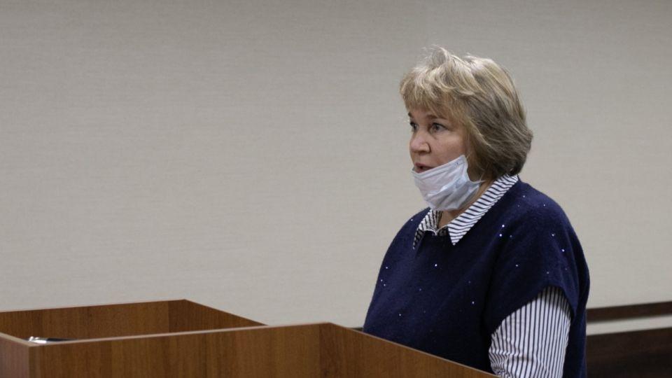 Прокуратура запросила для экс-замминистра алтайского минздрава 7 лет колонии