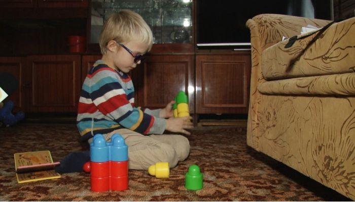 Пятилетнему Артёму из Барнаула требуется срочное обследование