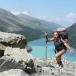 В СК рассказали обстоятельства гибели фотографа в высокогорном озере на Алтае