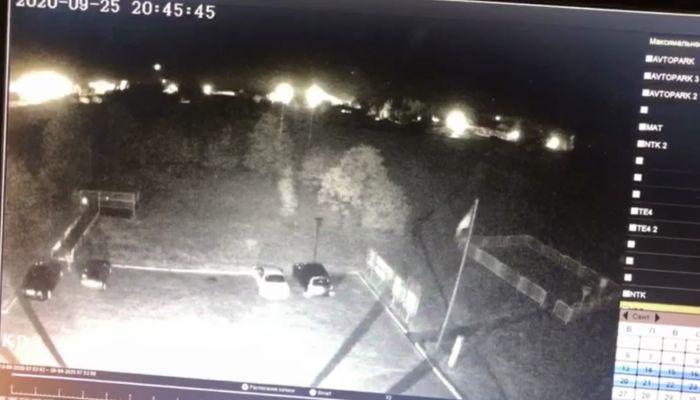 В Сети появилось видео последних секунд полета Ан-26
