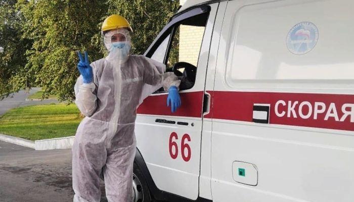 Медик из Барнаула попросила больных не материться, если скорая едет шесть часов