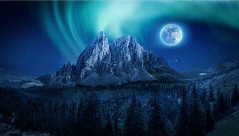 Что за редкая голубая Луна взойдет в октябре 2020-го и когда это произойдет