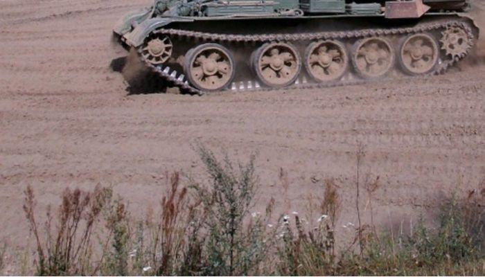 Алтайскую трассу снова закроют из-за движения военных колонн
