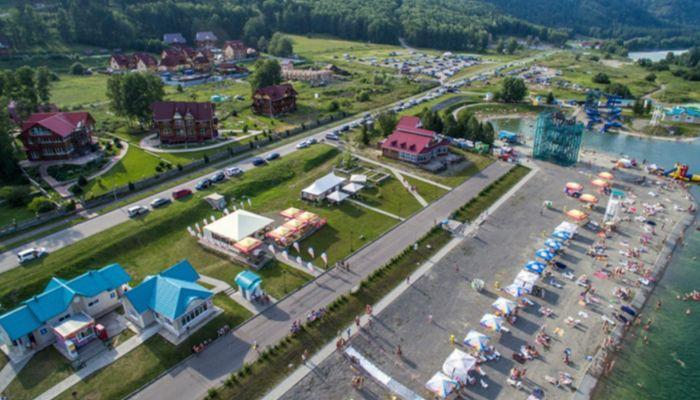 Новый резидент построит на Бирюзовой Катуни гостиницу на 208 мест