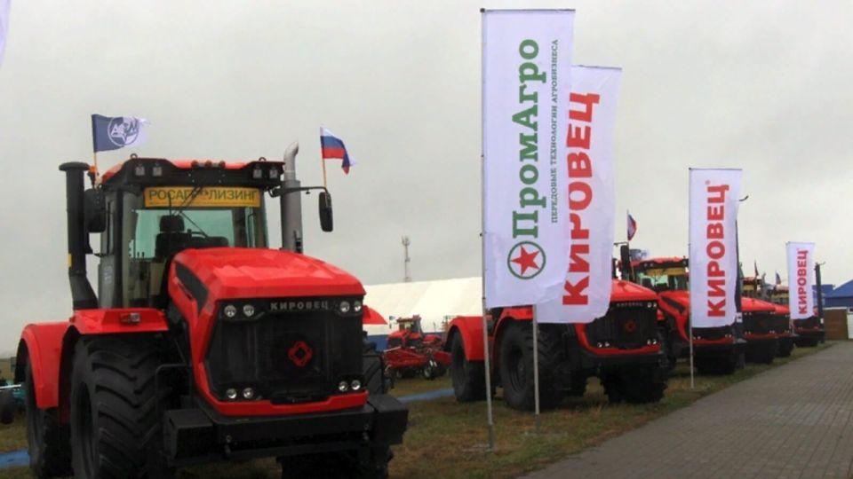 Барнаульский завод будет работать с крупным производителем тракторов