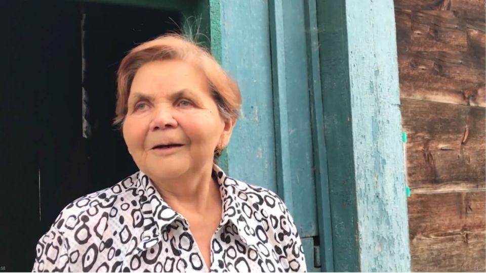 Просидевшая два дня в колодце алтайская пенсионерка рассказала, как выжила