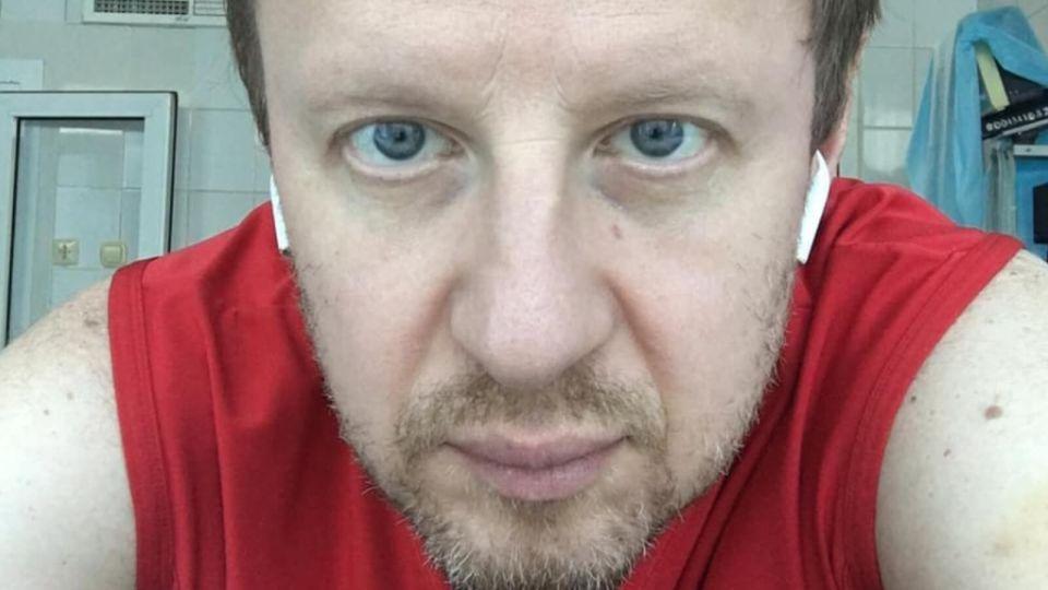 """""""Дай Бог всем вам сил"""": Виктор Томенко написал из больницы пост в Instagram"""
