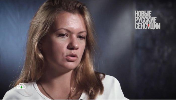 Молилась не забеременеть: узница скопинского маньяка дала интервью на ТВ