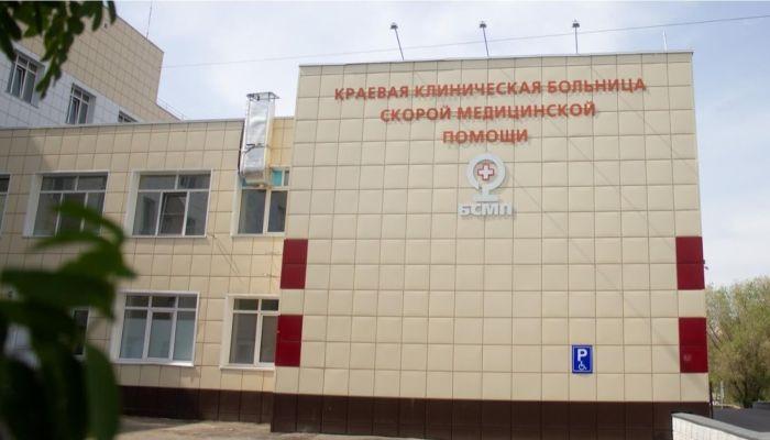 Роспотребнадзор не назвал число заболевших ковидом в больнице скорой медпомощи