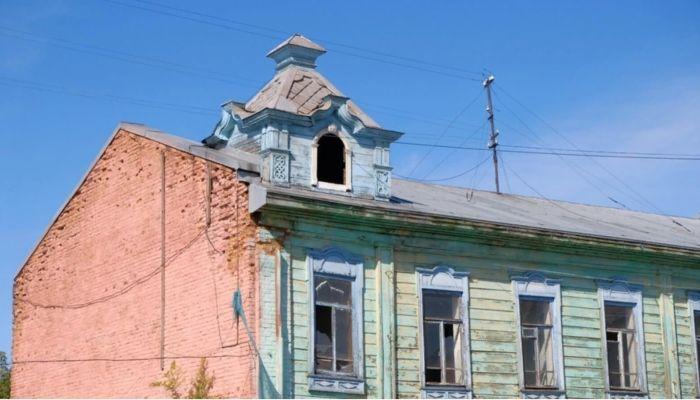 Памятник культуры пытаются продать за один рубль в Бийске