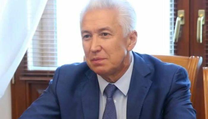 Путин принял отставку главы Дагестана Владимира Васильева