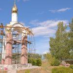 Дорожники отреставрировали часовню памяти Евдокимова