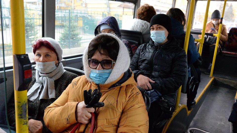 В Барнауле выявили новых нарушителей масочного режима в транспорте