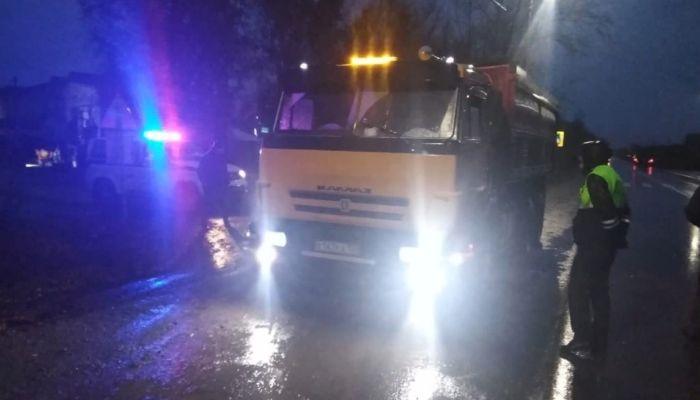 В Барнауле полиция возбудила дело после гибели подростка в ДТП
