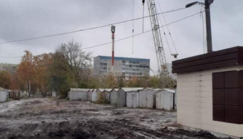 Время хайпа. В Барнауле скандалят из-за сноса незаконных гаражей ради стройки