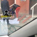 В Барнауле у подъезда 16-этажного дома обнаружили тело женщины