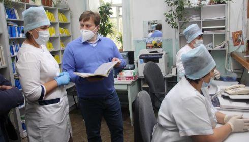 Министр здравоохранения обратился к жителям Алтайского края