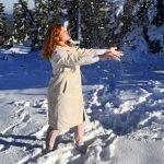 Это снег, детка: в Шерегеше склоны гор уже засыпало сугробами