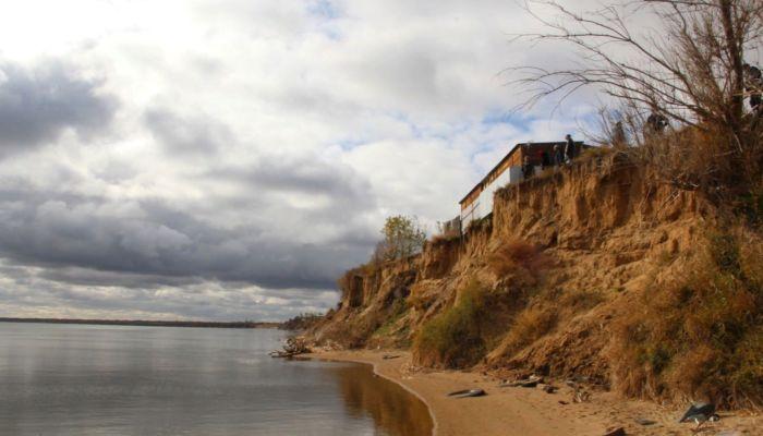 170 млн рублей потратят, чтобы укрепить берег озера Большое Яровое