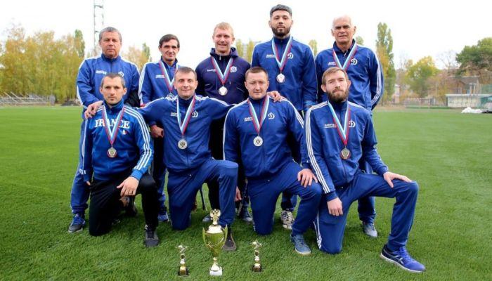 Алтайские футболисты-ампутанты стали серебряными призерами чемпионата России